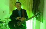 Cantor evangélico patoense grava seu primeiro CD