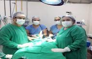 Maternidade de Patos realiza primeira  cirurgia pediátrica de sua história