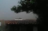 Mãe D'água registra uma boa chuva neste domingo