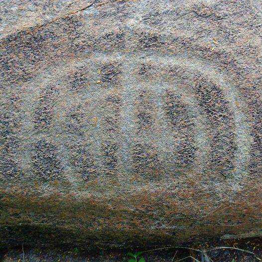Conheça as inscrições rupestres de Sítio Arqueológico da cidade de São Mamede