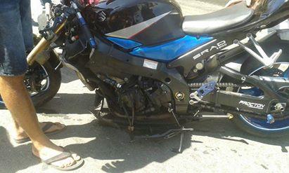 Motociclista que vinha para o Patos Moto Fest  morre em acidente em São José do Egito