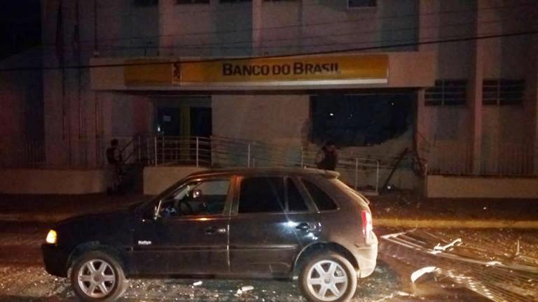 Ataques a bancos na Paraíba; pessoas são feitas reféns