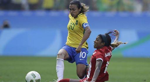 Futebol feminino: Brasil é derrotado pelo Canadá e fica sem o bronze