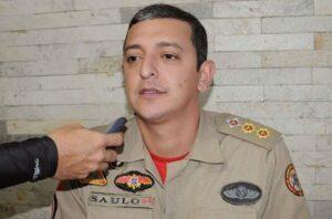 Tenente-coronel Saulo Laurentino