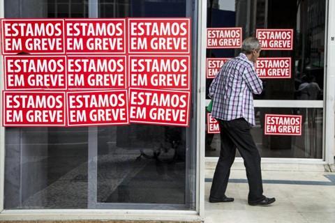 Bancários entram em greve amanhã por tempo indeterminado