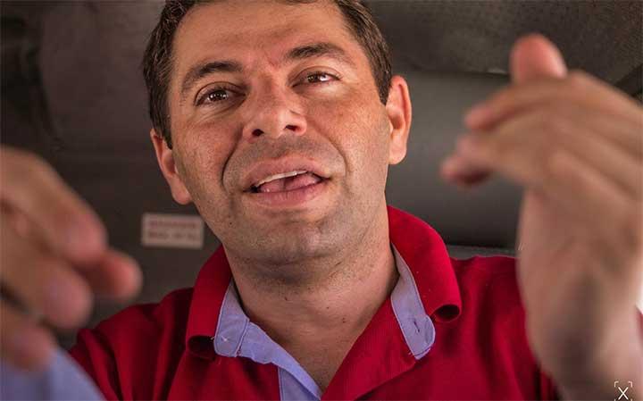 ROTAM apreende menor acusado de tráfico na Praça Getúlio Vargas.