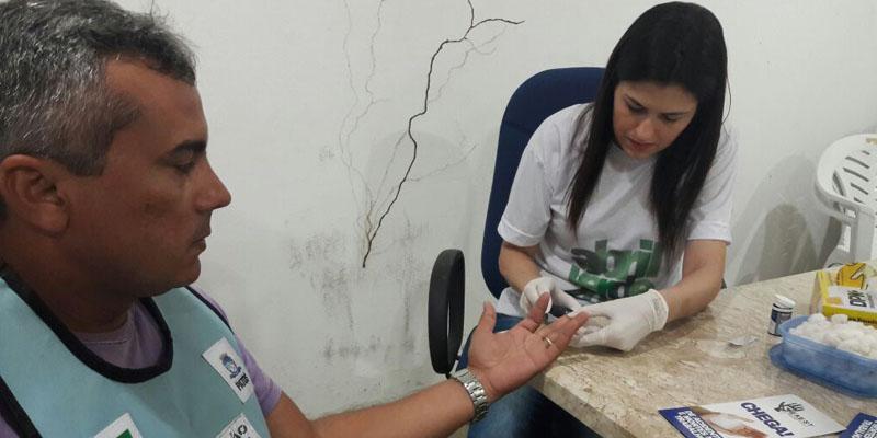 CEREST oferece serviços de atendimento médico para mototaxistas de Patos
