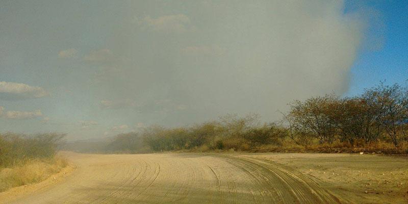 45 km marcam trilha do I Pedala Teixeira