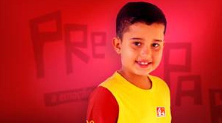 Paraibano de 6 anos entrará com os craques da Seleção, na Copa do Mundo da Rússia