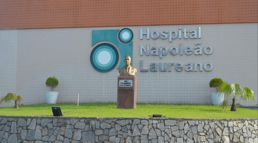 Hospital Napoleão Laureano precisa da ajuda de todos, privados e públicos!
