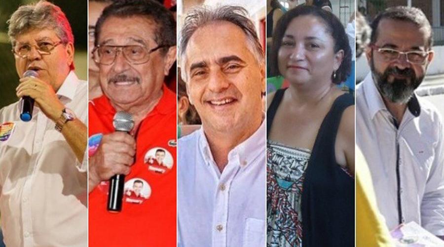 Destaque Pesquisa: Maranhão tem 29,8%, João tem 23,5% e Lucélio 18,9%