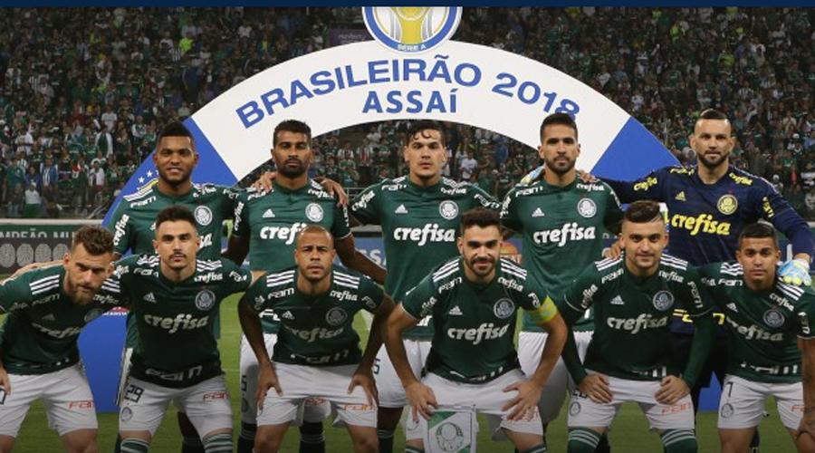 Palmeiras vence o Vasco e conquista o título do Campeonato Brasileiro 2018