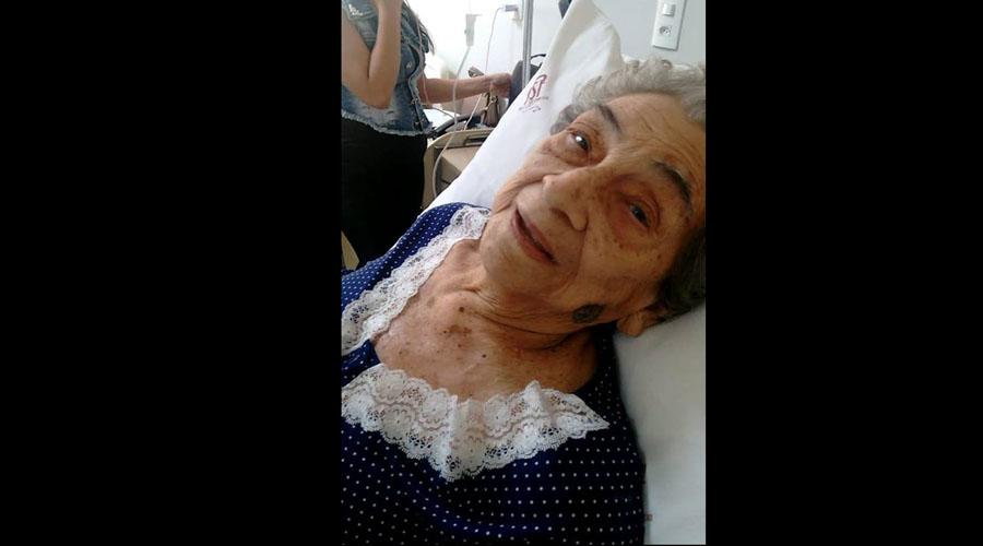Nota de falecimento: Maria Pereira de Medeiros (Mariquinha)