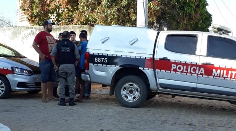 Trio que estava aterrorizando e assaltando na cidade de Condado é preso pela polícia