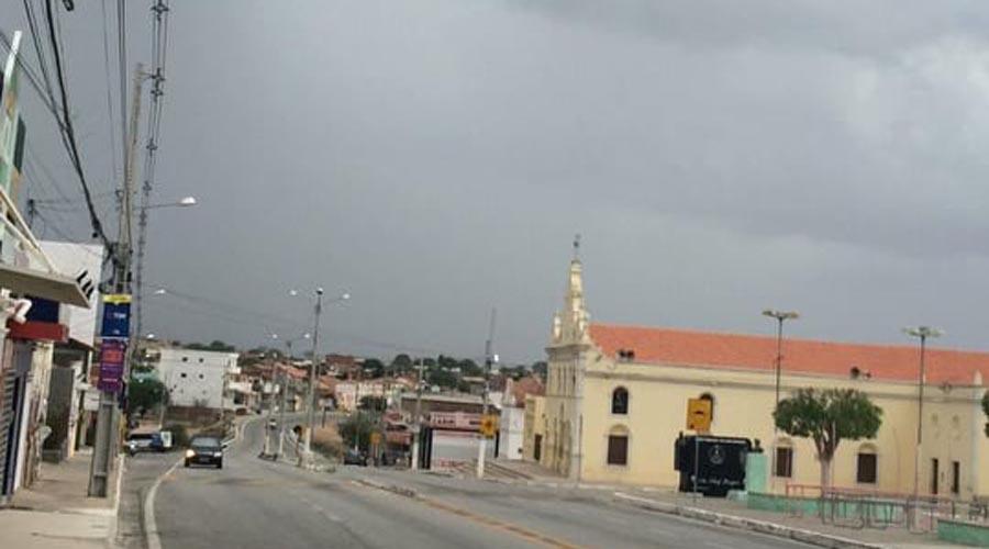 Índices oficiais das chuvas de ontem para hoje em 34 municípios da Paraíba