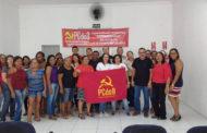PCdoB realiza Conferência Municipal Extraordinária em Patos