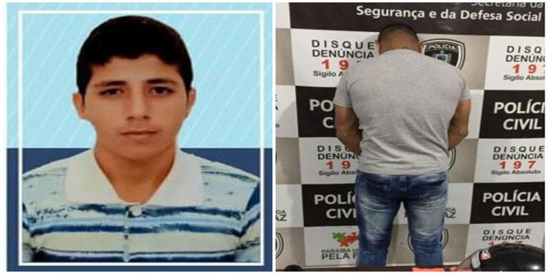 Polícia Civil prende suspeito de ter matado Sadam no dia 06 de janeiro em Patos