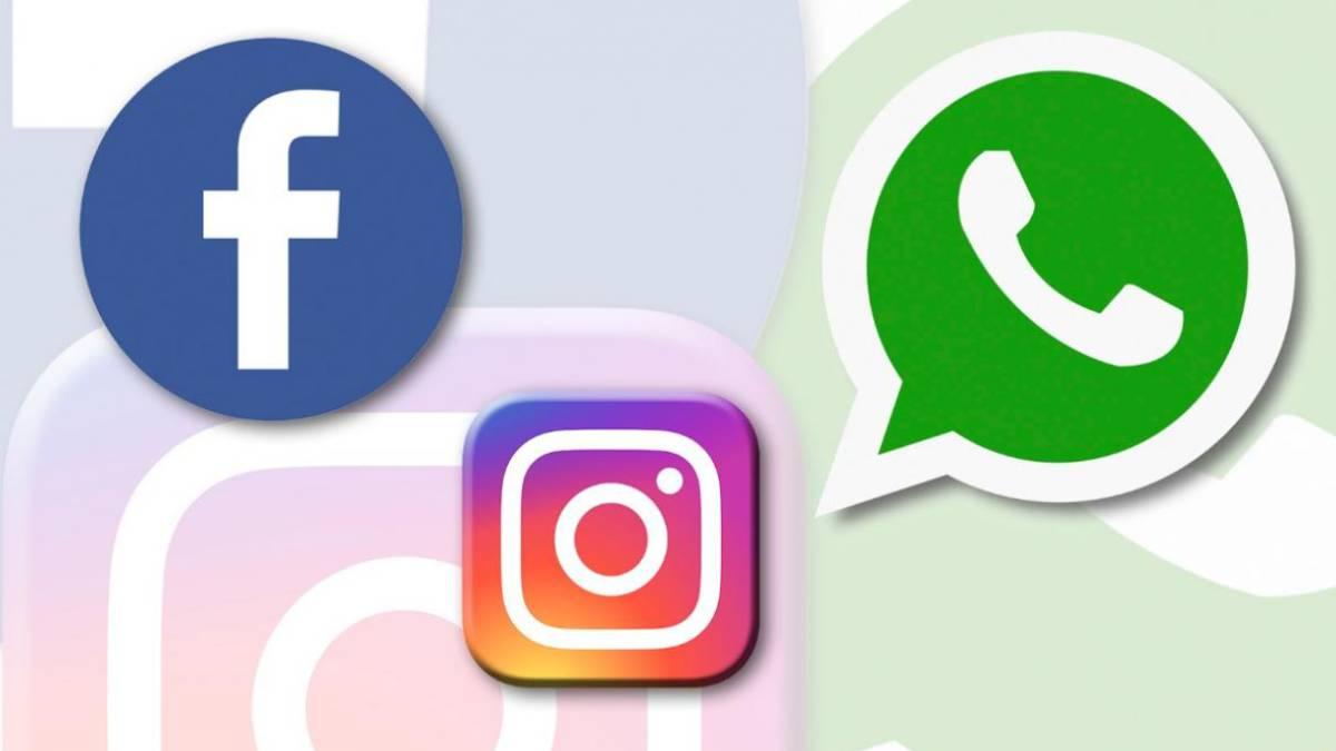 WhatsApp, Instagram e Facebook têm apagão global neste domingo