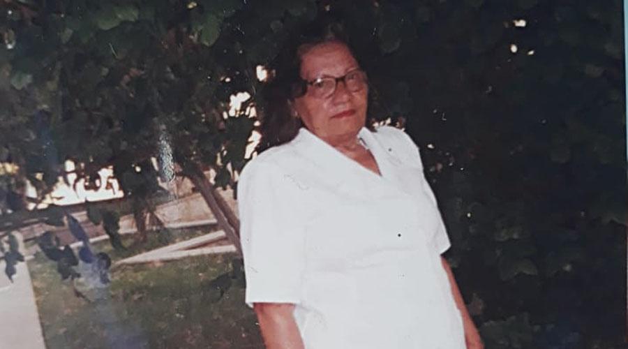 Nota de falecimento: Maria das Dores Dias (Maria Rezadeira)