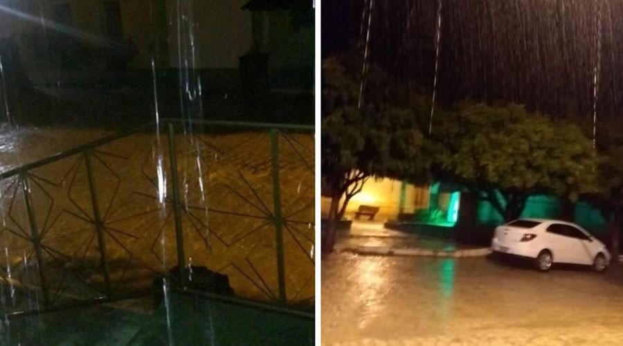 Noite de chuva traz esperanças de que a Barragem da Farinha transborde neste sábado