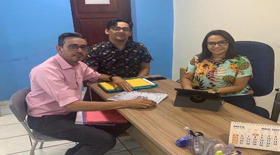 Organização do São João de Patos se reúne para ajustar festejo 2019