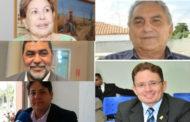 Patos e seus cinco prefeitos em menos de três anos