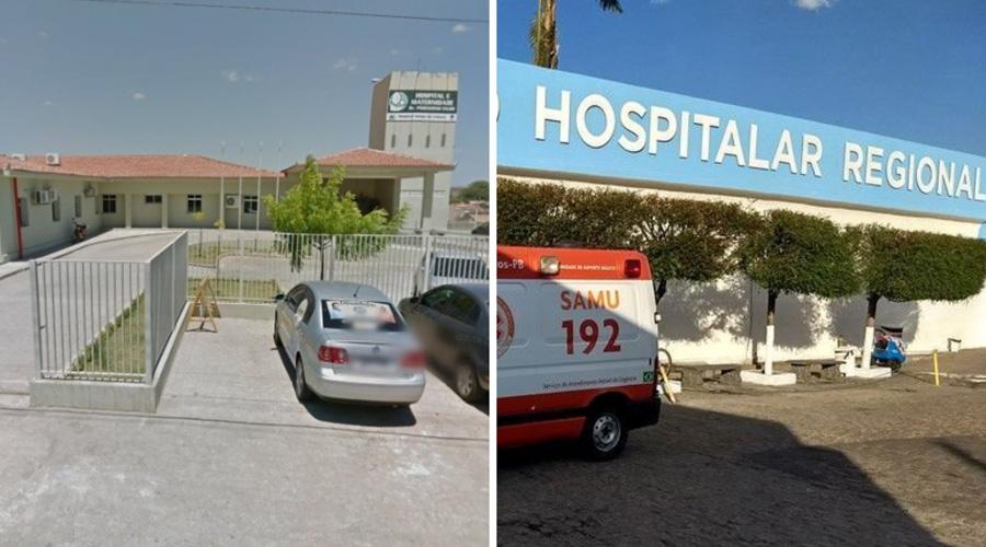 Nova fiscalização encontra irregularidades no hospital e maternidade de Patos