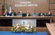 Câmara de Patos protocola pedido de renúncia do prefeito interino Bonifácio Rocha