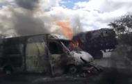 Quadrilha ataca carro-forte na região do Seridó