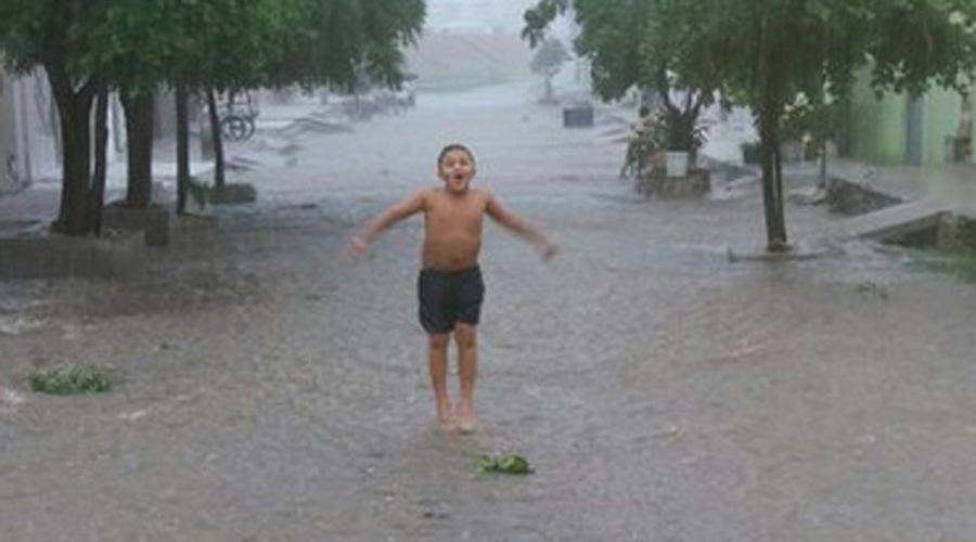 Índices oficiais das chuvas de ontem para hoje em mais de 50 municípios do Sertão Paraibano