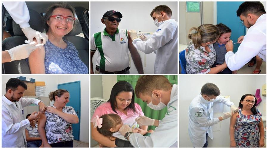 Saúde de São Mamede vai intensificar a Campanha de Vacinação contra a influenza