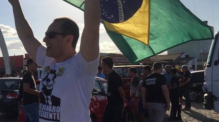Direita Patos organiza ato em defesa da Operação Lava Jato e de Sérgio Moro