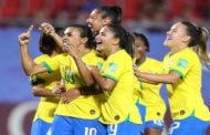 Brasil vence a Itália com gol de Marta e está nas oitavas da Copa do Mundo Feminina