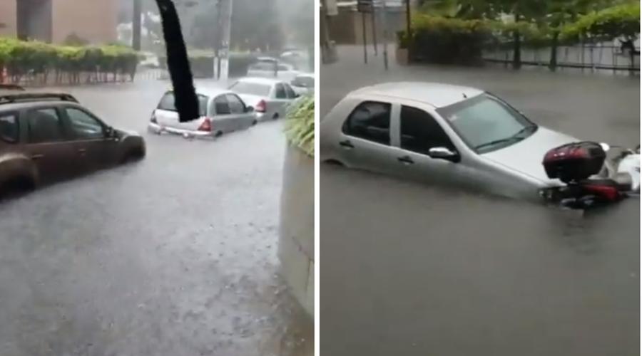 Defesa Civil alerta para mais chuvas fortes em João Pessoa