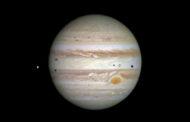 Júpiter estará mais brilhante nesta segunda e poderemos ver até suas luas