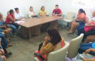 Colaboradores do Complexo Hospitalar de Patos participam de treinamento sobre higienização em unidades de saúde