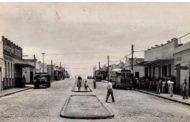 Imagem do centro de Patos nos anos 60