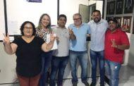 Tide Eduardo protocola candidatura e já conta com apoio de sete vereadores