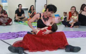 Mamaço discute empoderamento feminino e a importância da amamentação