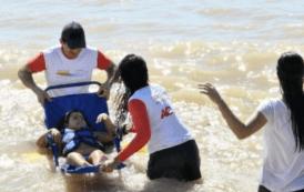Moradoras do Cabo Branco querem impedir deficientes de irem à praia