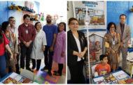Biblioteca Voluntária é inaugurada no Hospital Infantil de Patos