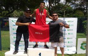Velocista patoense é credenciado para disputar o Campeonato Brasileiro de Atletismo Sub-16