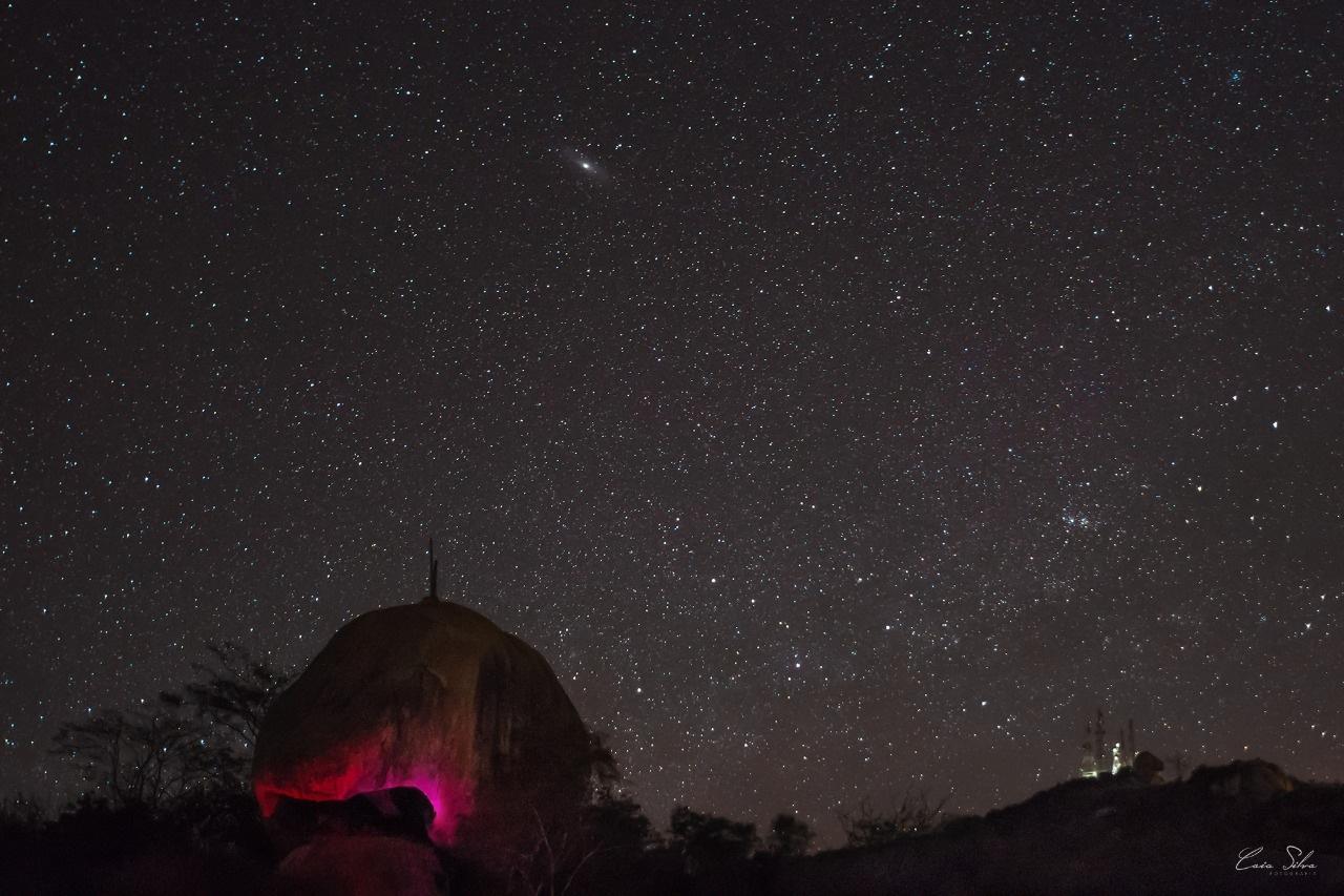 7º Encontro Paraibano de Astrofotografia começa nesta sexta-feira em Maturéia