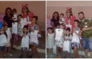 Empresários organizam festa para crianças carentes em Pombal