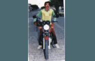 Toinho Mototaxista sofre acidente e está internado no Hospital de Patos