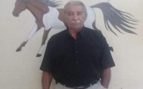 Família informa o falecimento do taxista Rubens Dias de Lucena