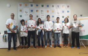 Alunos do IFPB Campus Patos participam dos Jogos da Rede Federal em Guarapari-ES