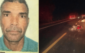 Colisão entre moto e vaca deixa homem morto na região de Cajazeiras